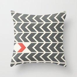 All backfroward - You frontward Throw Pillow