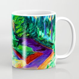 Francisco Iturrino Garden Coffee Mug
