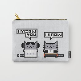 I Meow You - Cat Wars Carry-All Pouch