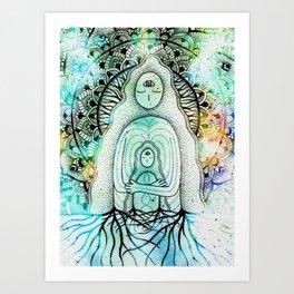 Inner Child (light version) Kunstdrucke