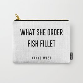 Fish fillet Carry-All Pouch