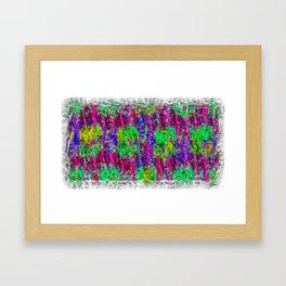 Bedlam 03 19 Framed Art Print