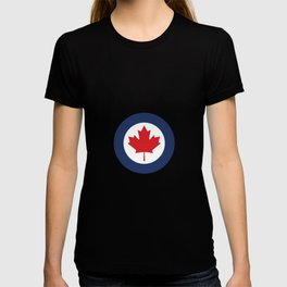 Roundel of Royal Canadian Air Force  T-shirt