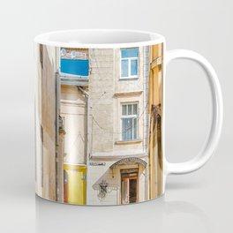The courtyard of Lviv Coffee Mug
