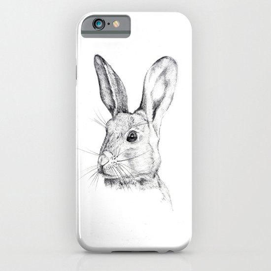 Cheeky Hare iPhone & iPod Case