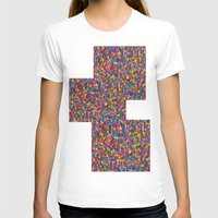 mosaic T-shirts featuring Mosaic by Juliana Kroscen