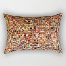 Spot The Dot! Rectangular Pillow