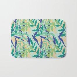Rotorua Foliage Bath Mat