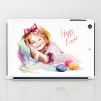 easter iPad Cases featuring Easter by tatiana-teni
