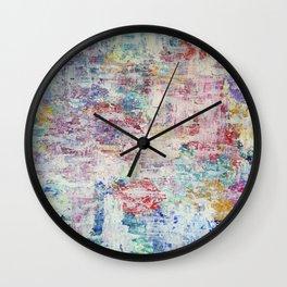 Abstract 136 Wall Clock