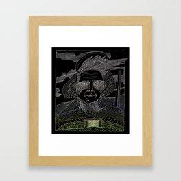 Gyre Carling Ancestral Goddess Framed Art Print