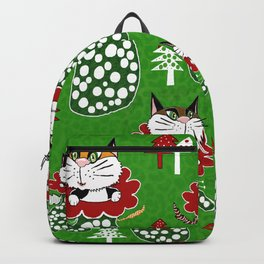 Kittens in Mittens Backpack