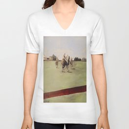 Hamptons Polo Unisex V-Neck