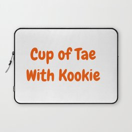 Tae with Kookie Laptop Sleeve