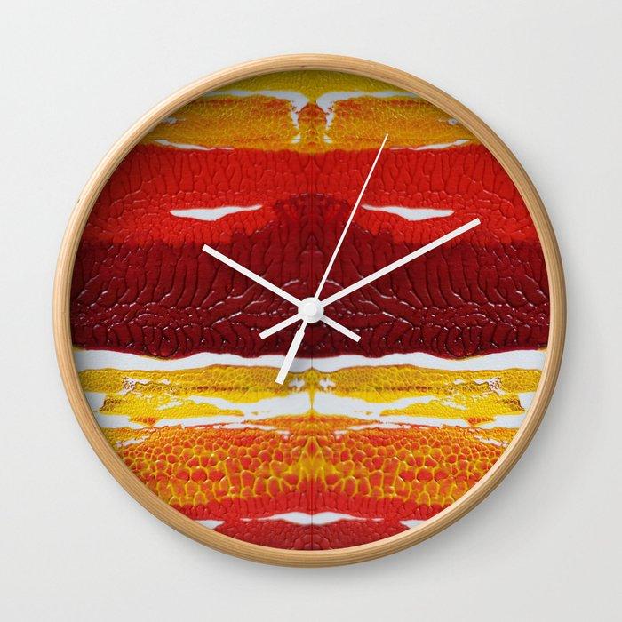 The Sun Bandit Wall Clock