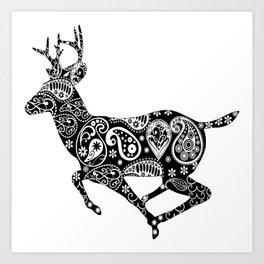 Deer 1 Art Print