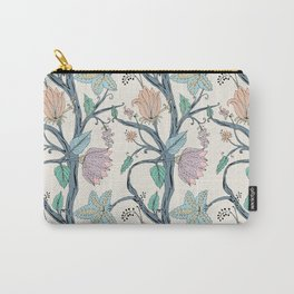 botanical pastel Carry-All Pouch