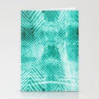 tie dye Stationery Cards featuring Tie Dye  by Jenna Davis Designs