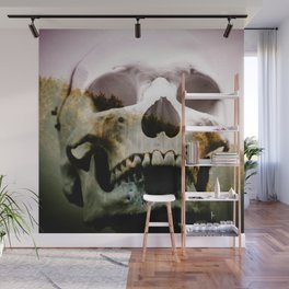 Horror in the woods Wall Mural