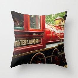 The Walter Throw Pillow