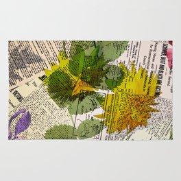Herbarium Rug