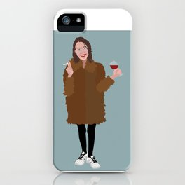 Hapy New Year, Be the best version of yourself iPhone Case