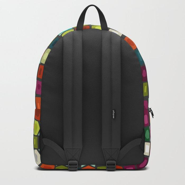 hex strip jet Backpack