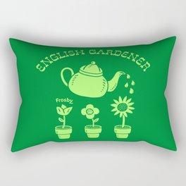 English Gardener Rectangular Pillow