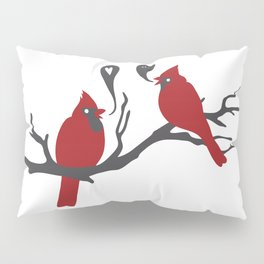 Cardinals Pillow Sham