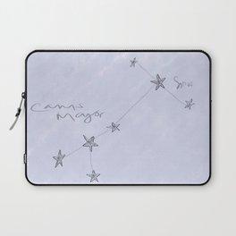Canis Major - Sirius Constellation Laptop Sleeve