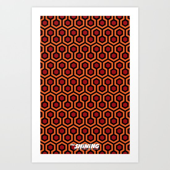 The.Shining. Art Print