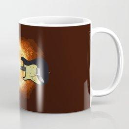 Two Guitars Coffee Mug