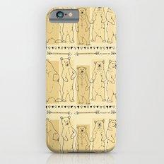 Bears! Slim Case iPhone 6s