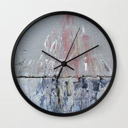 Urban Abstract 111 Wall Clock