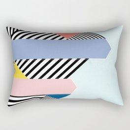 Pantone Colors of the Year 2016  Rectangular Pillow