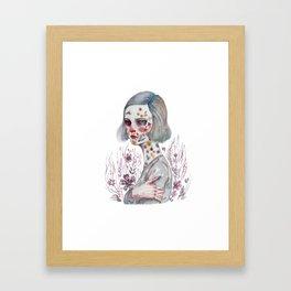 Murder Murder Framed Art Print
