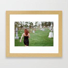 Glassjaw Framed Art Print