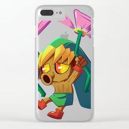 Deku Link Clear iPhone Case