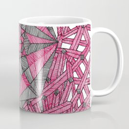 STAIRWAYS TO NO WHERE ON PLANET FRACTAL! Coffee Mug