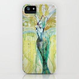 Mermaid Awakening iPhone Case