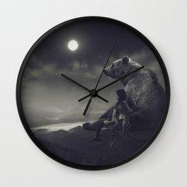 hiraeth Wall Clock