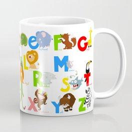 ABC (english) Coffee Mug