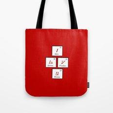 Chemisrty Tote Bag