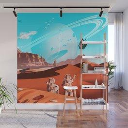 tardis space Wall Mural
