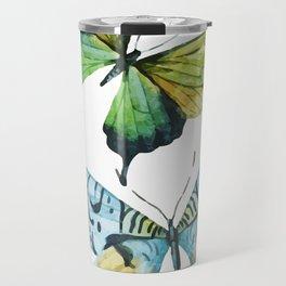 Butterflies 03 Travel Mug