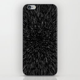 Lightspeed iPhone Skin
