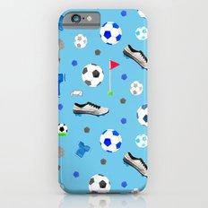 Football pattern iPhone 6s Slim Case