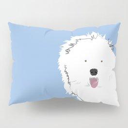 Old English Sheepdog Pillow Sham