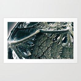 Nervura Art Print