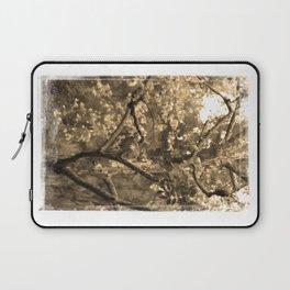 Tree of Hearts - Sepia Laptop Sleeve